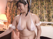 [JUFD-860] 为您服务的丰满漂亮爆乳女仆 中村知恵 - 3of5