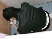 國內某醫學院公共女廁拍攝到的各式美女如廁 肥臀嫩穴看得誘惑十足 露臉高清