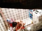 骚货儿媳妇洗澡