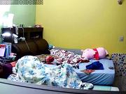 【家庭偷窥第二季】最新破解家庭摄像头 偷窥啪啪啪(第四十二部)