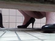 盗站最新流出坑神潜入公园里的女卫隐藏隔间偸拍多位美女少妇方便亮度不够还有补光设备高清双视角