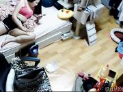 【全網推薦】【家庭偷窺第二季】最新破解家庭攝像頭拍攝到的單身美女少婦日常(第三十六部)原版高清