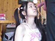 utf-8''Innocent Barely Legal 18yo Japanese Schoolgirl Asian Teen Sucks and Fucks Teacher