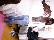 北影舞蹈在校生与色魔摄影师在酒店私拍全裸一字马
